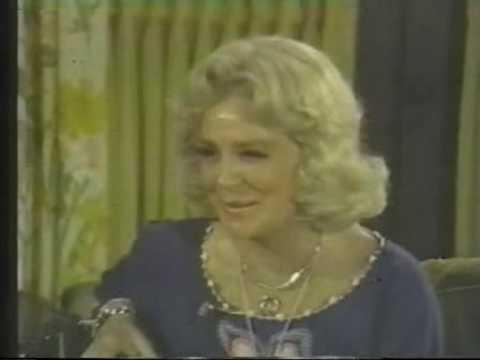 Betty Hutton - The Mike Douglas Show (1977) Part 1