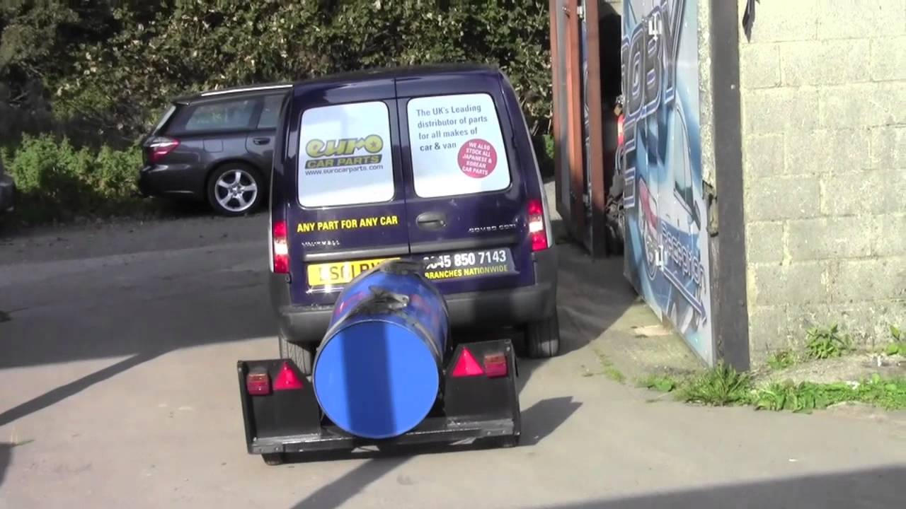 Euro Car Parts Attempted Delivery Youtube