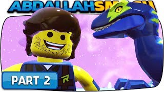The LEGO Movie 2 Videogame - Part 2: Syspocalypstar & Asteroid Field!