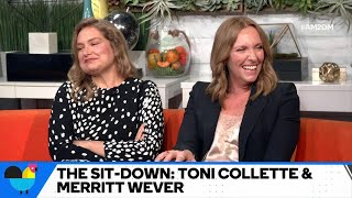"""Merritt Wever Did Her Best """"You're Terrible, Muriel"""" For Her """"Unbelievable"""" Costar Toni Collette"""