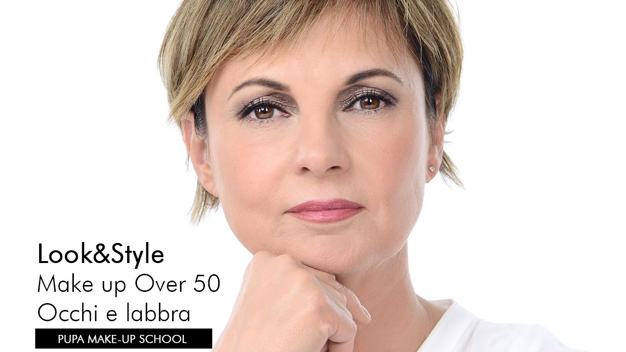 Come realizzare un make up adatto per le over 50