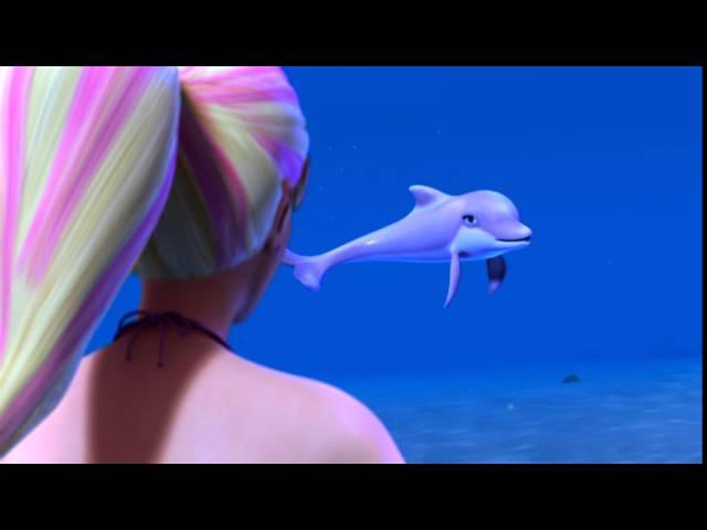 Barbie В Фильме Приключения Русалочки - Трейлер