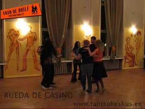 Rueda de Casino in Casa de Baile, Tallinn, Estonia