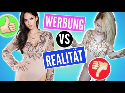 WERBUNG VS. REALITÄT - CHINA ONLINE SHOP!