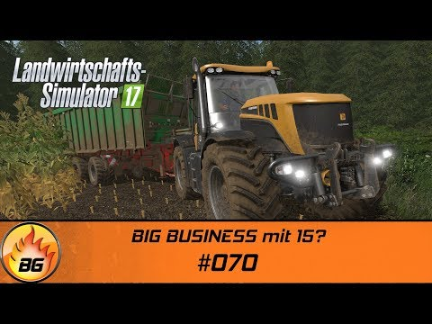 LS17 - Hopfach #070 | BIG BUSINESS mit 15? | Let's Play [HD]