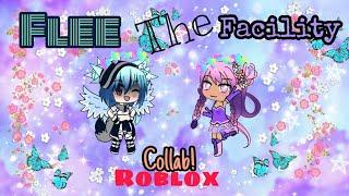 Roblox! |Flee The Facility| |Collab With Samantha Random| {Gacha_Puppy}
