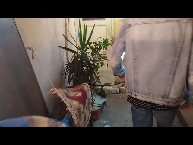 شاهد كيف يعيش هدا المواطن الجزاءري   بجيجل
