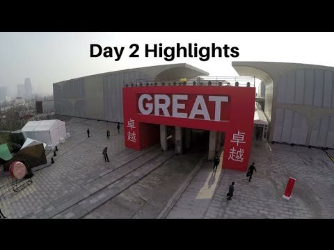 GREAT Festival of Creativity Shanghai - Day 2 Highlights