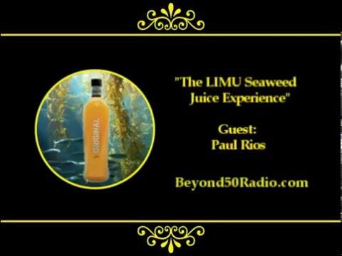 The LIMU Seaweed Juice Experience