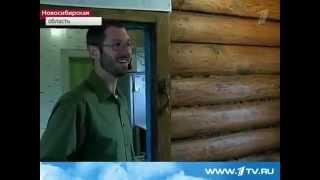 Американец сажает картошку в России и живёт в деревне
