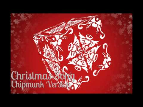 CUBE Artist (4Minute, Beast, G.NA, A Pink) - Christmas Song [Chipmunk Version]