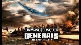 C&C: Generals Zero Hour | Last updated 2018 The End Of Days