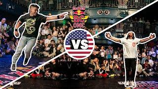 Dosu vs. Supajosh | Finał B-Boys - Red Bull BC One Cypher Philadelphia 2019