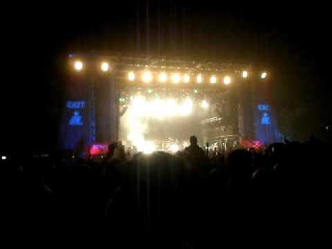 Pekinska Patka live @ Exit Festival 13.jul.2008. II
