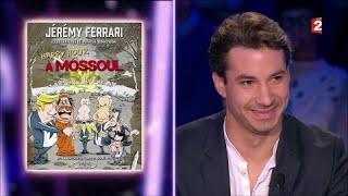 Jérémy Ferrari - On n'est pas couché 11 novembre 2017 #ONPC