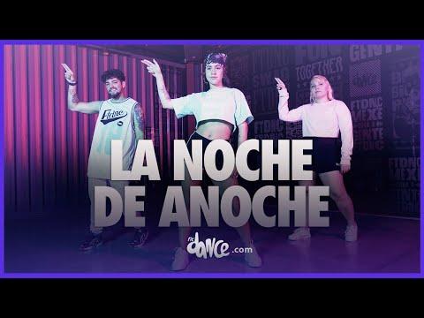 La Noche de Anoche – Bad Bunny, Rosalía | FitDance (Coreografia) | Dance Video