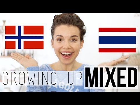 Save Growing Up in a Mixed Family // #5MFU Pics