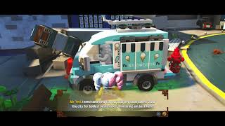 Lego Ninjago Movie Video Game Free Roam Ninjago City Beach