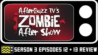 iZombie Season 3 Episodes 12 & 13 Review & After Show | AfterBuzz TV