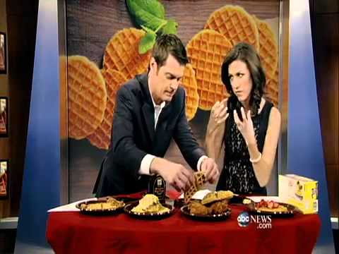WNN Celebrates International Waffle Day!