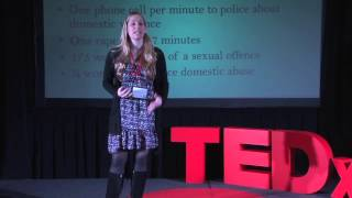 Everyday sexism: Laura Bates at TEDxCoventGardenWomen