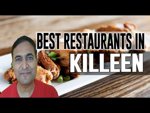 Best Restaurants And Places To Eat In Killeen, Texas TX
