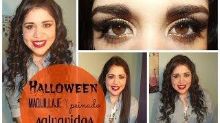 Halloween I: Maquillaje y peinado salvavidas Thumbnail