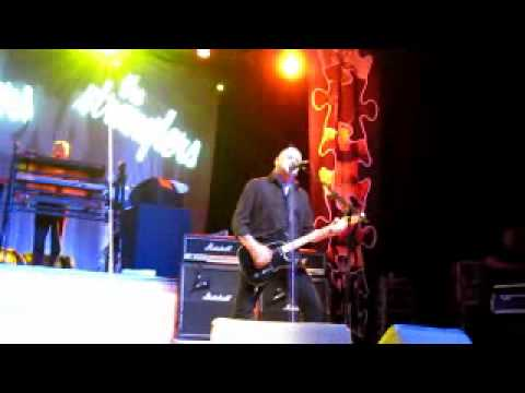 The Stranglers Brighton 2010 Get A Grip On Yourself.wmv