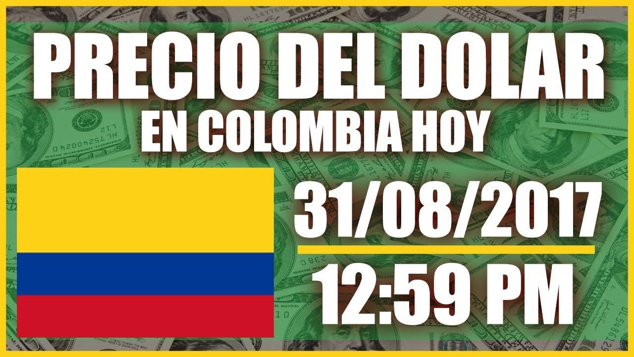 Precio Del Dolar Hoy En Colombia 31 De Agosto 2017