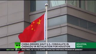 Tit for tat | China orders to close US consulate in Chengdu