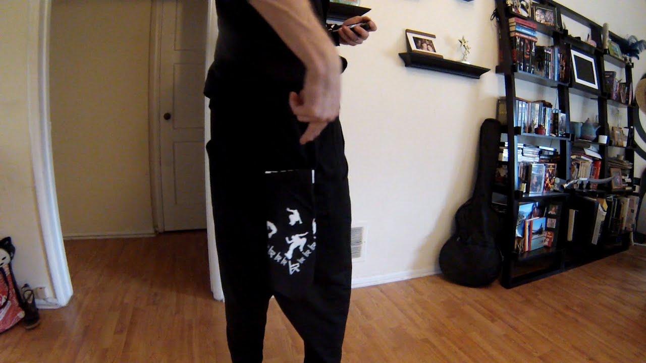 Back Pocket Flag (Jesse La Flair)