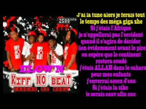 Kiff no beat si j 39 tais lui lyrics youtube for Album de kiff no beat