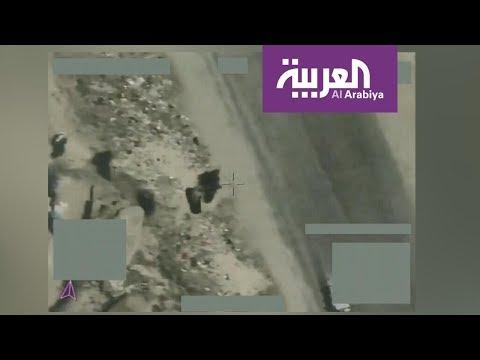 شاهد.. كيف يستغل الحوثيون طلاب المدارس لحماية دباباتهم من قصف التحالف