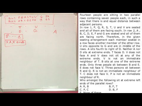 Puzzle Reasoning Solving Method