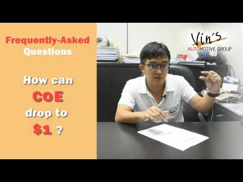 VAuG's Education Series - How COE Bidding Works FAQ 1