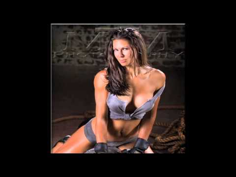 Allyson Genovese WBFF Pro at New England Fitness Weekend 2011