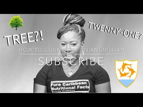 How To Count Like An Anguillian