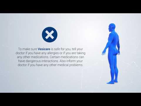 Vesicare Drug For Overactive Bladder: Side Effects, Dosage, & Usage
