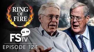 Ring of Fire On Free Speech TV | Episode 124 - Kochs Excercise GOP Control