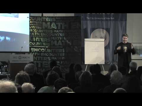 Math Encounters -- The Man Who Loved Only Numbers -- Paul Hoffman (Presentation)
