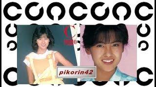 1985年 リリース デビューシングル 作詞・松本隆 作曲・筒美京平 本人主...