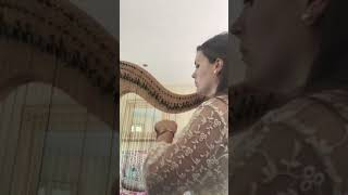 Tale as old as time harp instrumental YouTube Thumbnail