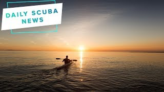 Daily Scuba News - Is Kayaking And Scuba Diving A Good Mix?!