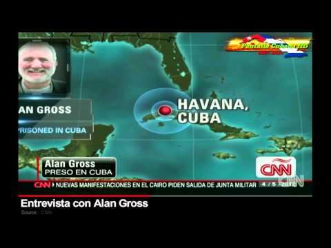 Breve: Entrevista con Alan Gross 2012