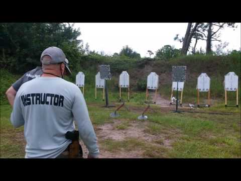 Florida Firearms Training Pistol Immersion Level 1