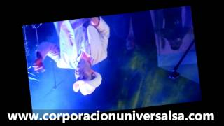 CONTRATACIÓN DIRECTA DE EL TRONO DE MÉXICO EN C A  52 13221218410  502 24779821 CORPORACIÓN UNIVERSA