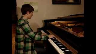 The Script: Hall Of Fame ft. will.i.am Piano Cover