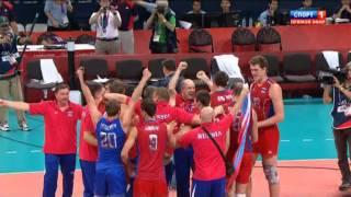 ОИ Лондон 2012 Волейбол Финал Россия - Бразилия(Супер Матч., 2012-08-12T14:49:15.000Z)