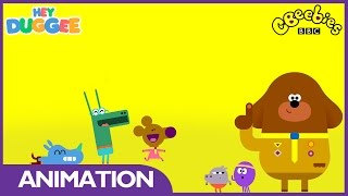 CBeebies | Hey Duggee | Meet Duggee and the Squirrels