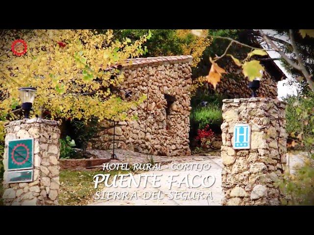 Hotel Rural-Cortijo Puente Faco Sierra del Segura.